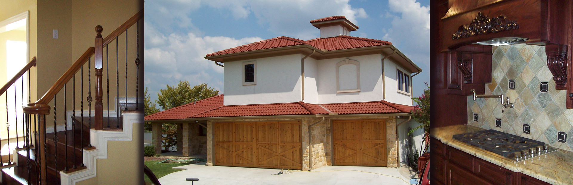 New Home Construction - Denton, Texas