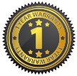 1 Year Warranty Seal