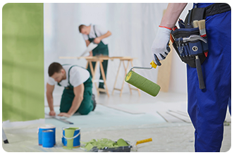 Paint Contractors - Dallas Fort Worth and Denton